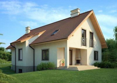 Dom wSzczygłowie