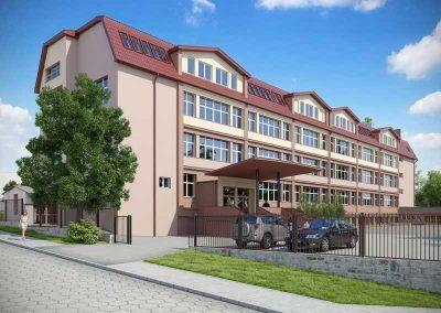 Nadbudowa Liceum Ogólnokształcącego